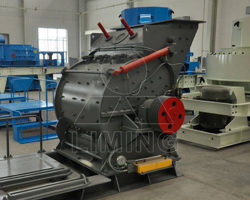 hammer crusher for gypsum rock processing manual pdf
