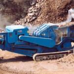 terex pegson 428 trakpactor impact crusher price