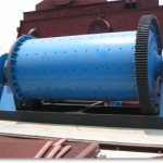 High performance ball mill for gypsum powder making