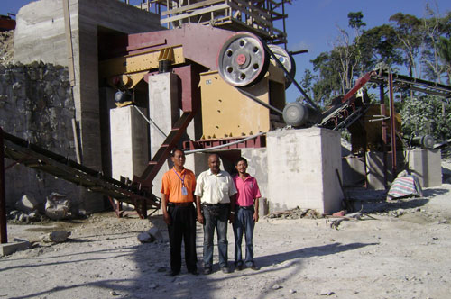 business proposal for stone crushing plant India