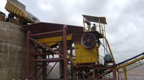compressive strength of concrete crusher machine