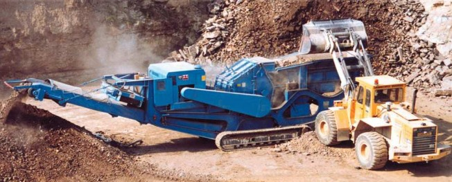 doosan mobile stone crusher project viability