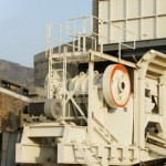 100 tph terex jaw crusher price India
