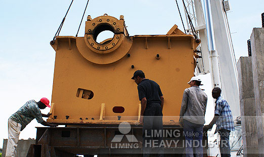 Capacity for Chinese jaw crusher 600x400