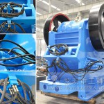 Terex 400 x 600 jaw crusher technical specification