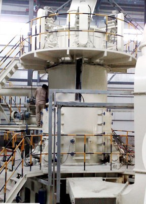 blast-furnace slag grinding mill in India