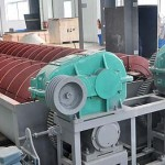 buy Canadian gold screw washing plant