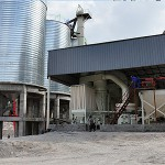 clinker mixture processing plant in germany