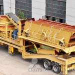 distributor terex mobile stone crusher indonesia