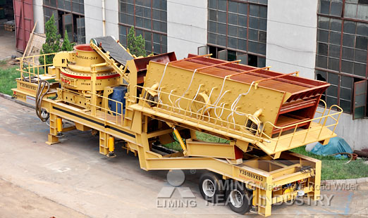 distributor terex mobile stone crusher indonesia