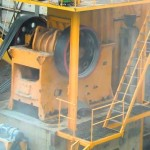 jaw crusher installation dimensions in quarry operation
