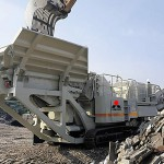kolberg-pioneer ft 42 X 40 portable impact crusher spec