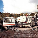 ssangyong mobile jaw crusher in Korea