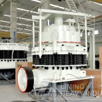 4 1/4 shorthead cone crusher capacity