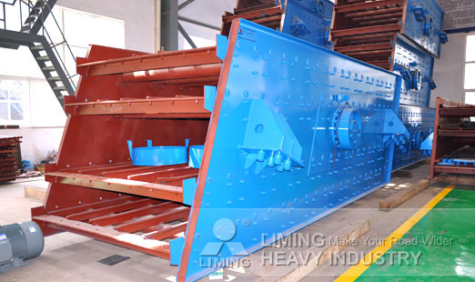 3yzs1237 vibrating screen for quarry price