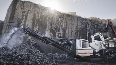mobile crusher for steel slag in india