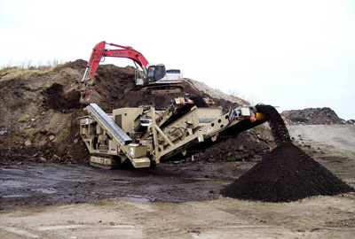 refurbished mobile crusher run machine in sabah Malaysia