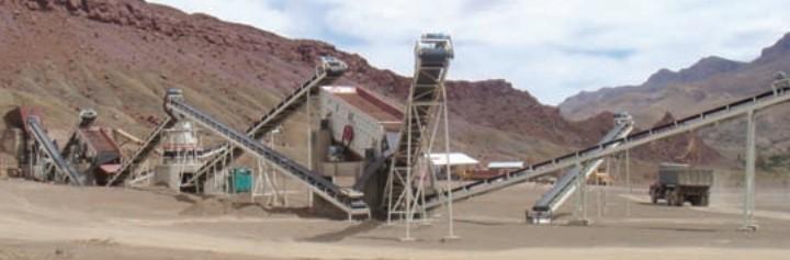1500 ton rock pulverizer machine in thailand