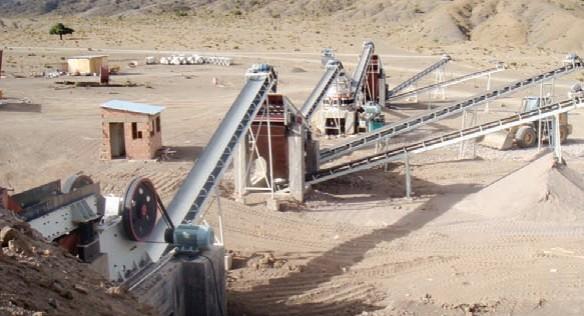 crusher heavy equipment industry in bolivia