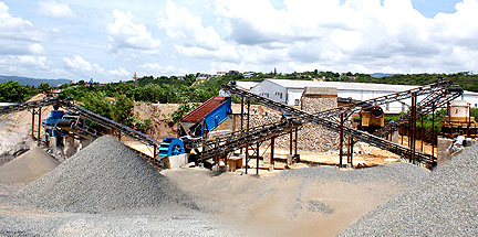 mineral processing equipment for iron black sand mining mexico