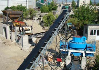 steel slag recycling processing plants in India