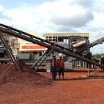 Parker mobile asphalt crusher plant 80tonhr for sale in South Africa