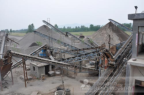 silica sand crusher line in german factories yellow page