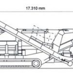 terex pegson 1000sr mobile crusher rate and spec