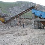 clay brick lump crusher machine 2d drawings in angola