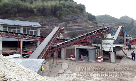 estimated projected cost to install crushing plant machine in india