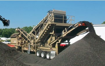 used astec prosizer crushing plant for sale Nigeria
