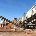 60 tons portable light duty stone crusher for hire in aberdeenshire
