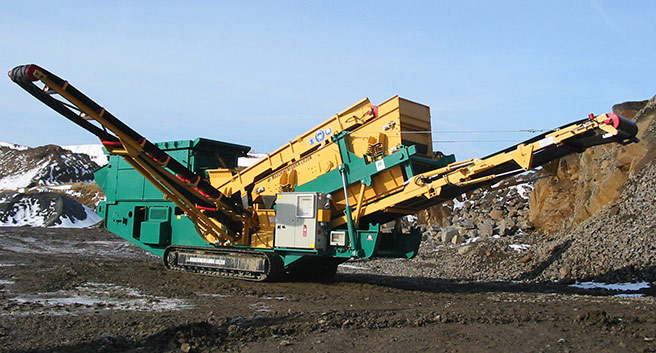 construction aggregate crusher plant cost in philippines